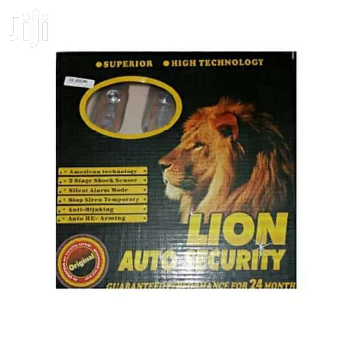 LION Car Alarm