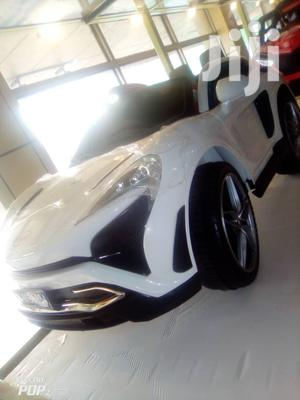 White Toy Car | Toys for sale in Central Region, Kampala