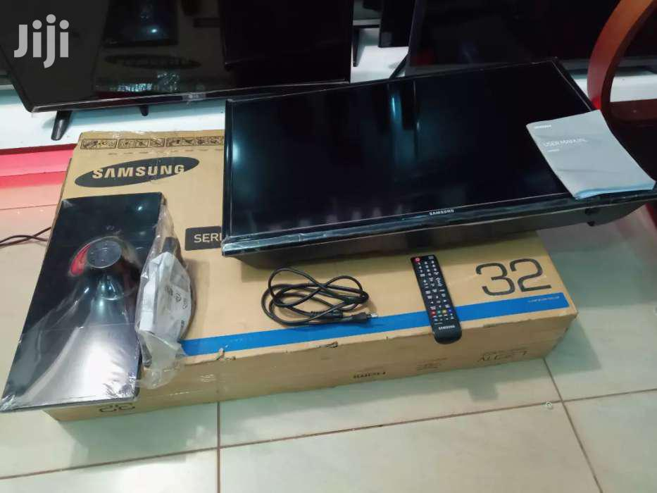 Brand New Boxed Samsung Led Flat Screen TV 32 Inches | TV & DVD Equipment for sale in Kampala, Central Region, Uganda