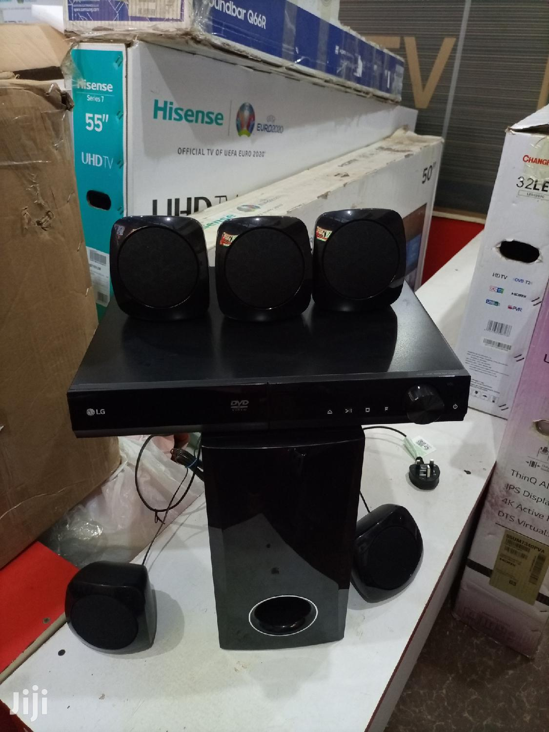 LG Home Theatre Sound System | Audio & Music Equipment for sale in Kampala, Central Region, Uganda
