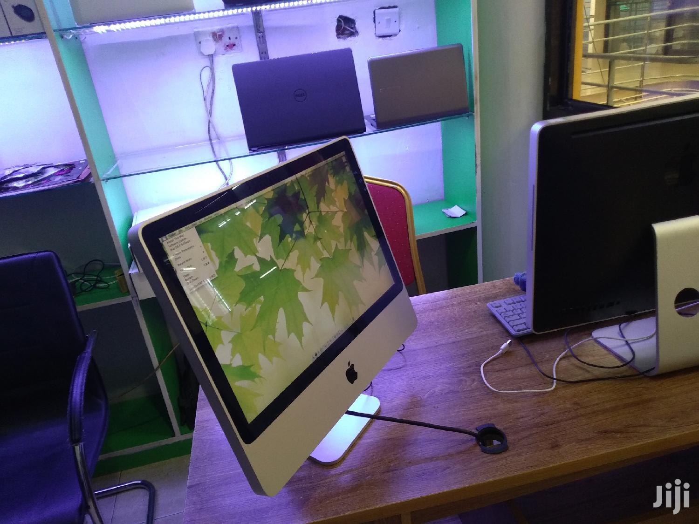 Desktop Computer Apple iMac 4GB Intel Core 2 Duo HDD 500GB