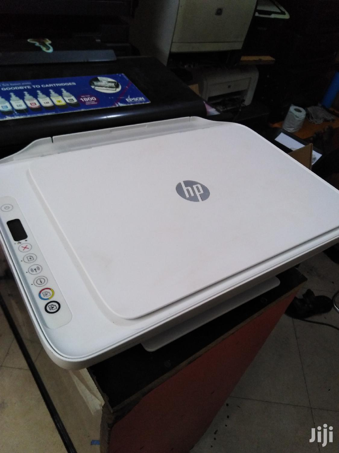 Brand New Hp Printer, All In One