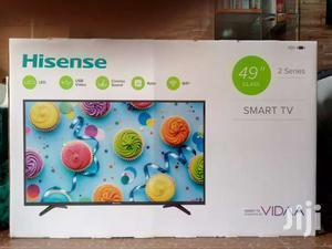 Hisense 49inches Smart TV