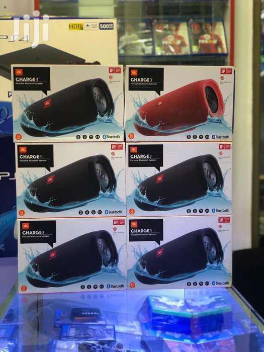 Original JBL Charge 3 Bluetooth Portable Waterproof Speakers