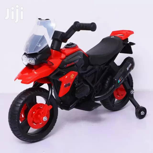 Kids Rechargeable Bikes