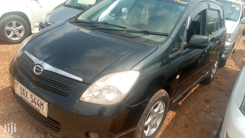 Toyota Spacio 2004 Black