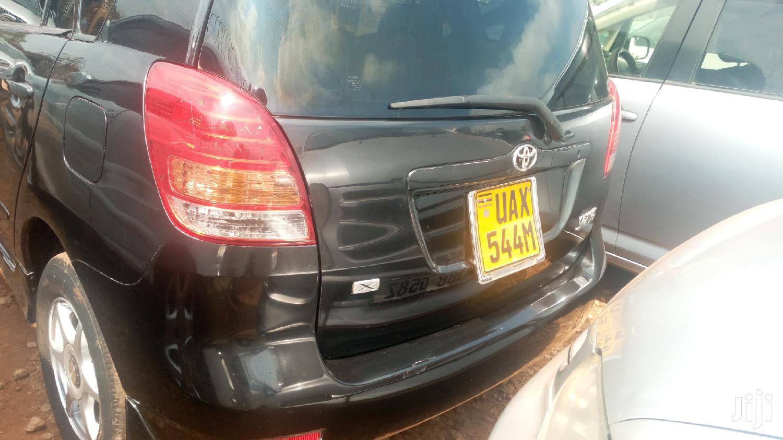 Toyota Spacio 2004 Black | Cars for sale in Kampala, Central Region, Uganda