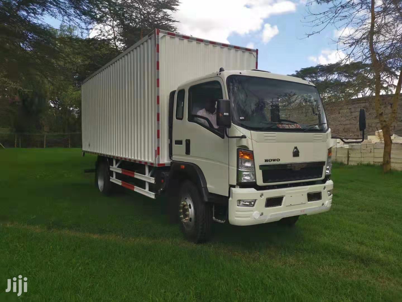 Box Body Sinotrucks | Heavy Equipment for sale in Kampala, Central Region, Uganda