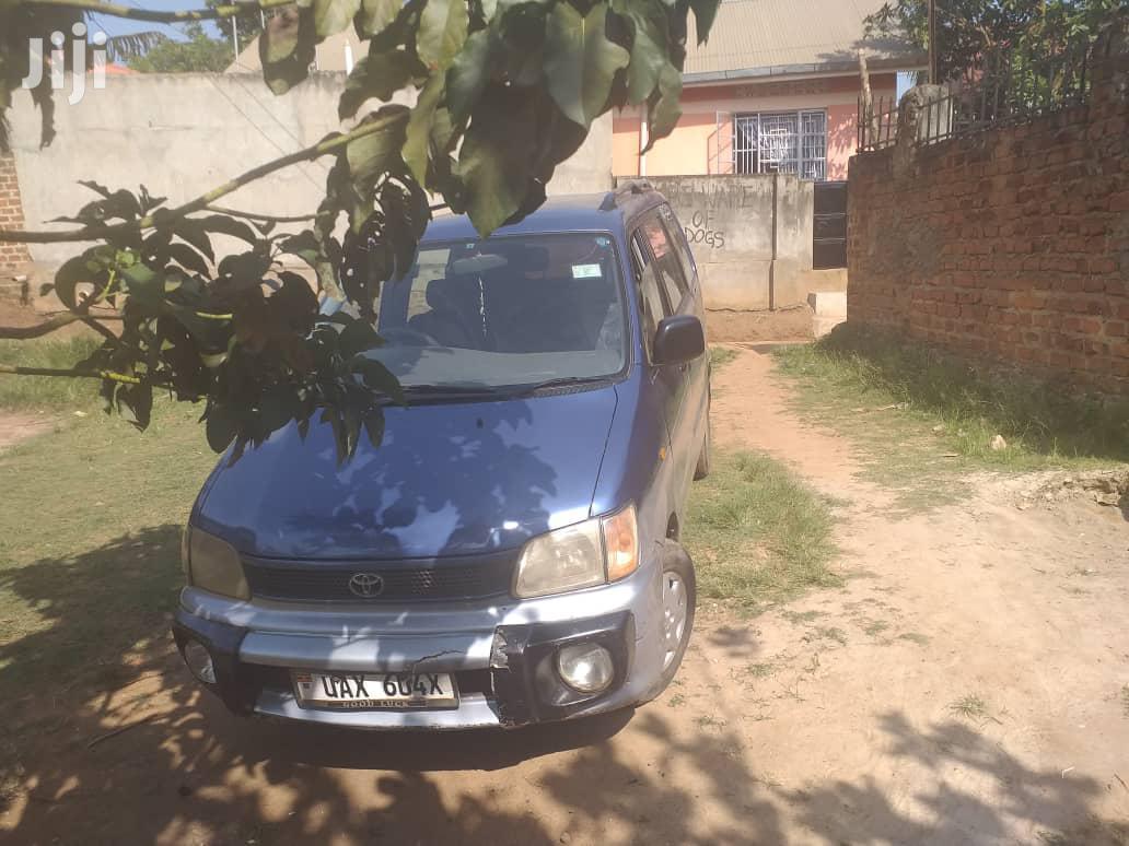 Toyota Noah 1997 Blue   Cars for sale in Kampala, Central Region, Uganda