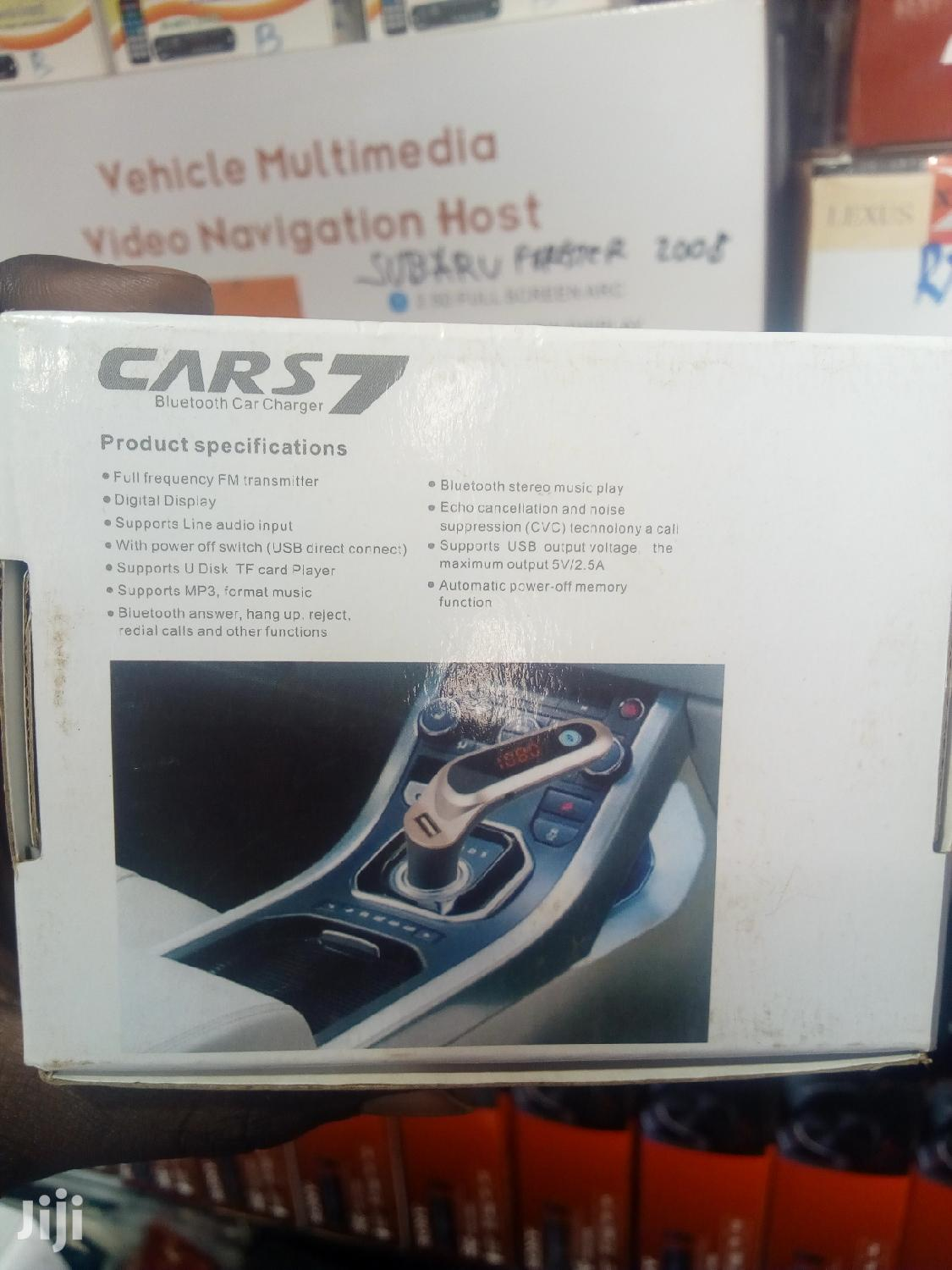 Bluetooth Car Charger   Vehicle Parts & Accessories for sale in Kampala, Central Region, Uganda