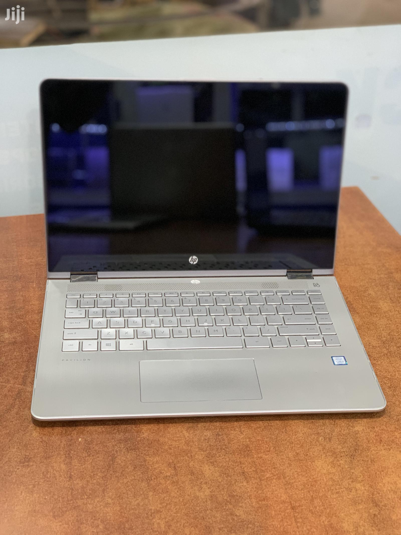 Laptop HP Pavilion X360 8GB Intel Core I5 SSHD (Hybrid) 1T | Laptops & Computers for sale in Kampala, Central Region, Uganda