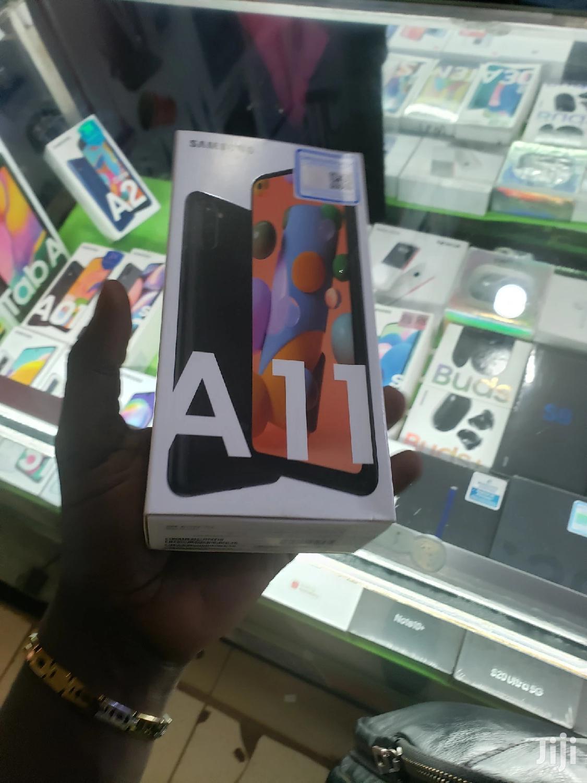 New Samsung Galaxy A11 32 GB Black | Mobile Phones for sale in Kampala, Central Region, Uganda
