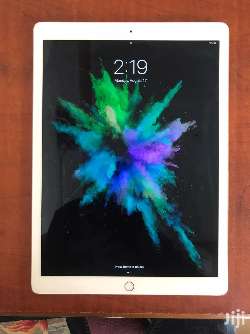 Apple iPad Pro 12.9 128 GB Silver