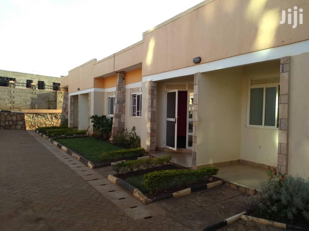 1bdrm Bungalow in Kyaliwajala, Kampala for Rent