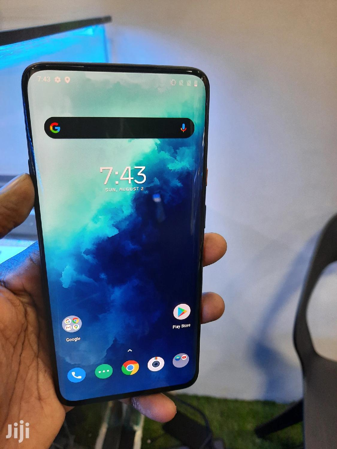 OnePlus 7T Pro McLaren Edition 256 GB Black | Mobile Phones for sale in Kampala, Central Region, Uganda