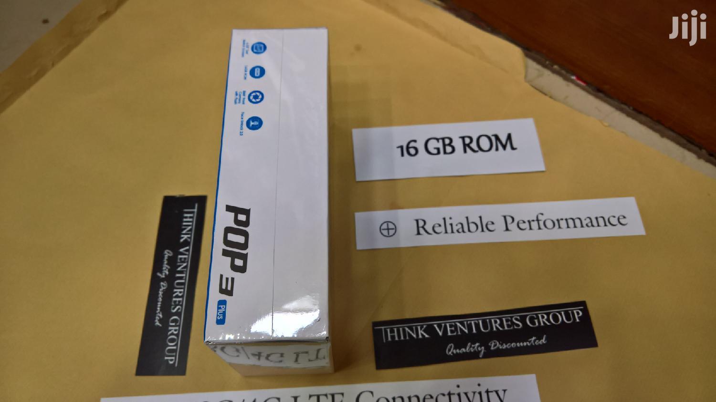 New Tecno Pop 3 Plus 16 GB Black | Mobile Phones for sale in Kampala, Central Region, Uganda