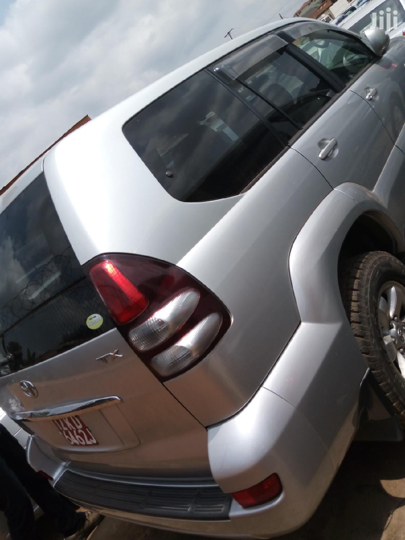 Toyota Land Cruiser Prado 2007 GXL Silver