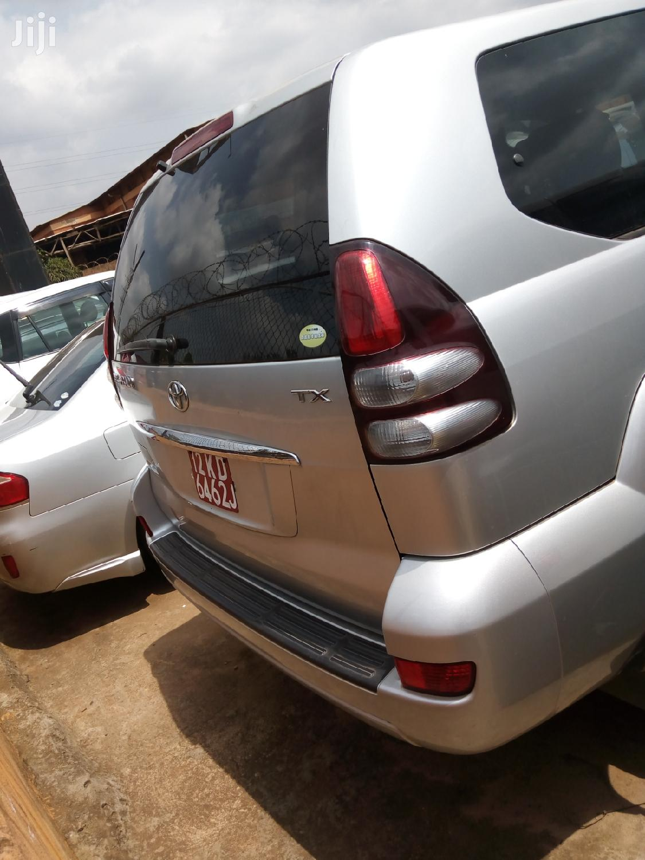 Toyota Land Cruiser Prado 2007 GXL Silver | Cars for sale in Kampala, Central Region, Uganda