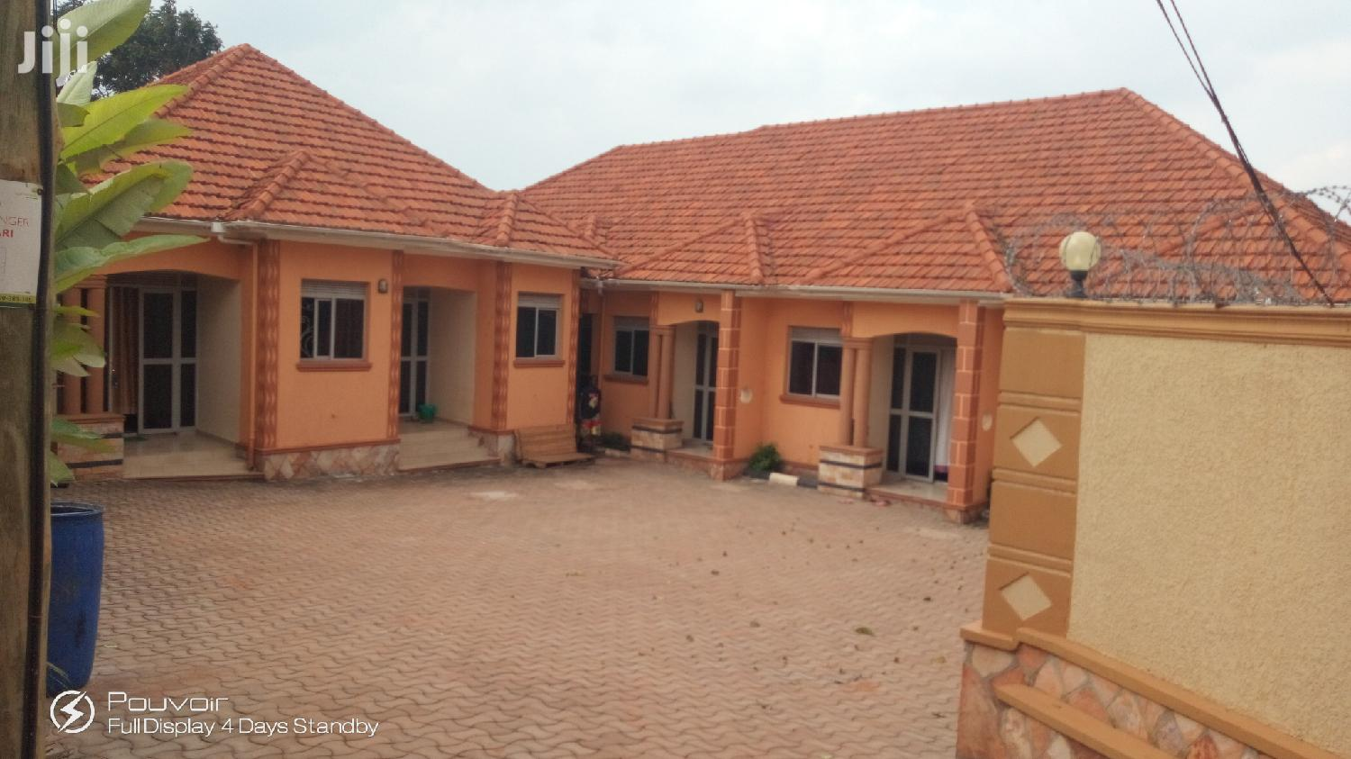 Kisaasi Kyanja Modern Double Rooms For Rent Monthly