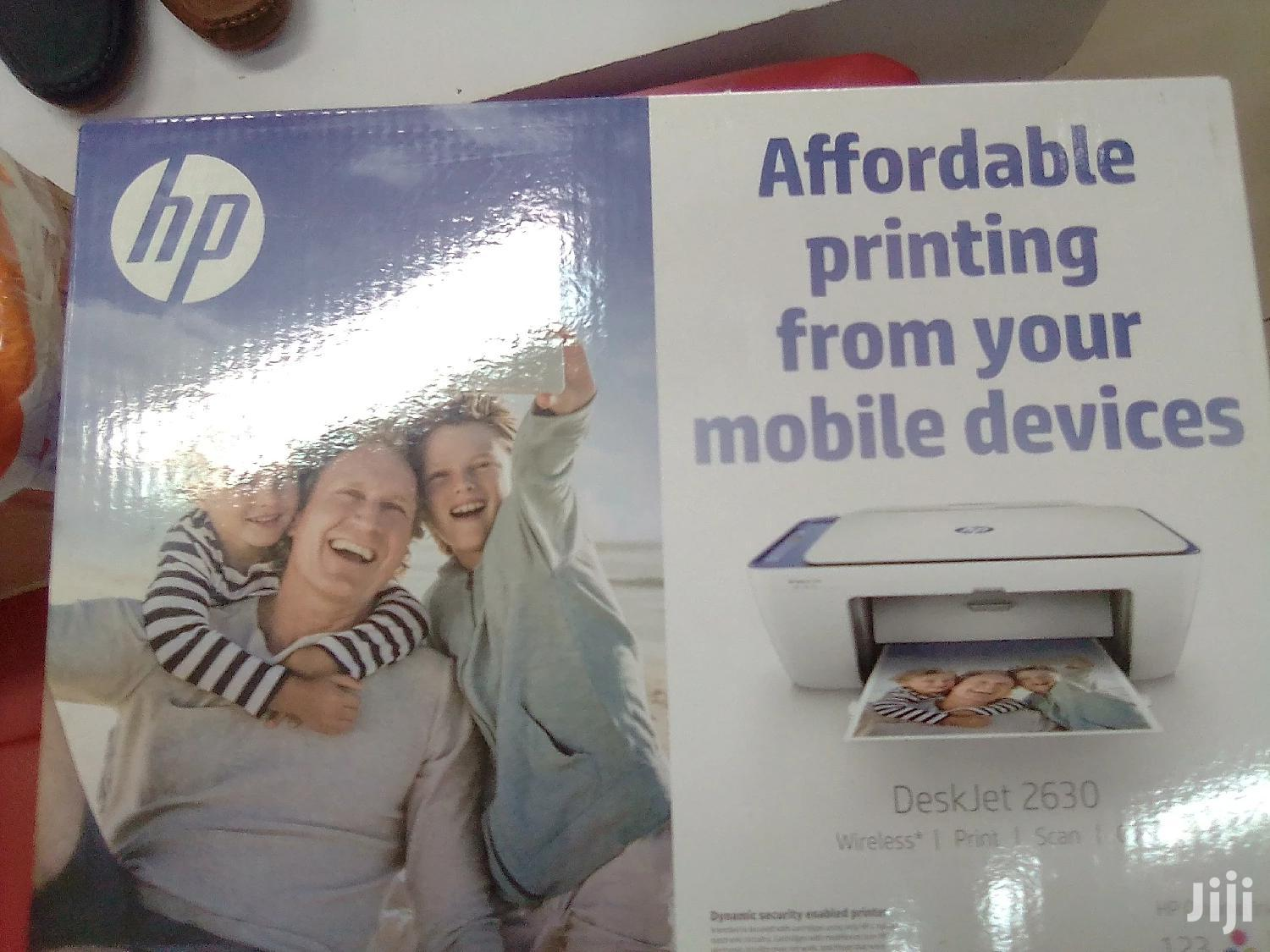 Hp 2630 Wireless All In One Printer