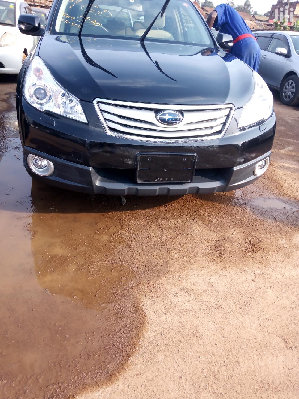 Subaru Outback 2009 2.5 XT Limited Black   Cars for sale in Kampala, Central Region, Uganda