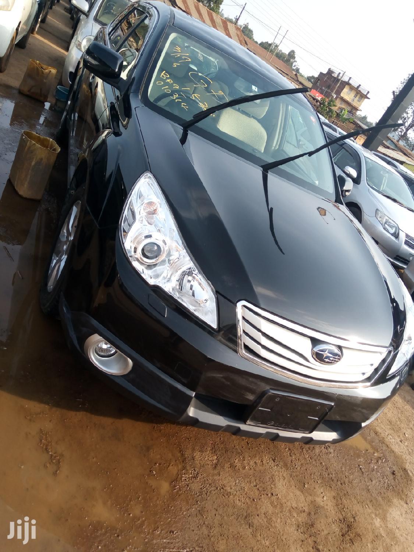 Subaru Outback 2009 2.5 XT Limited Black