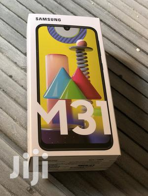 New Samsung Galaxy M31 128 GB Black | Mobile Phones for sale in Central Region, Kampala
