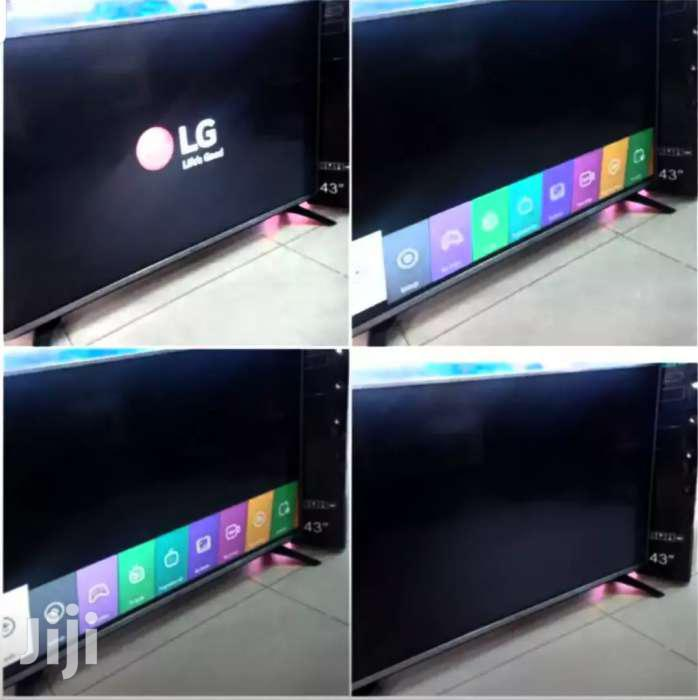 New 43' LG Flat Screen TV