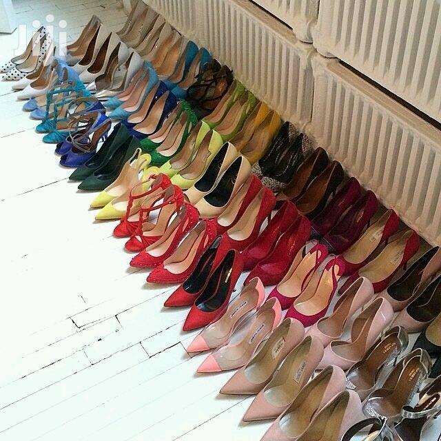 All Heel Types