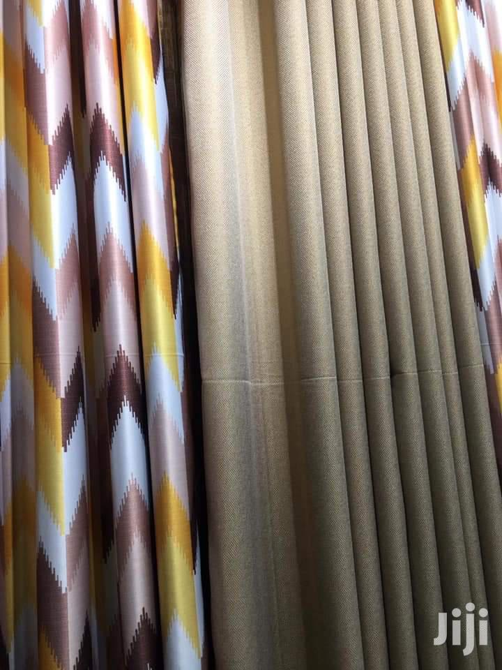 Good Curtain Materials | Home Accessories for sale in Kampala, Central Region, Uganda