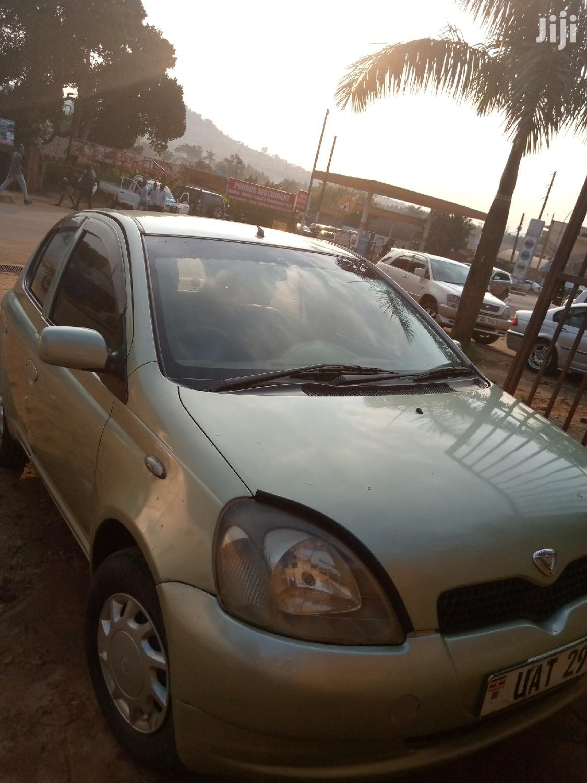 Toyota Vitz 2003 Green | Cars for sale in Kampala, Central Region, Uganda