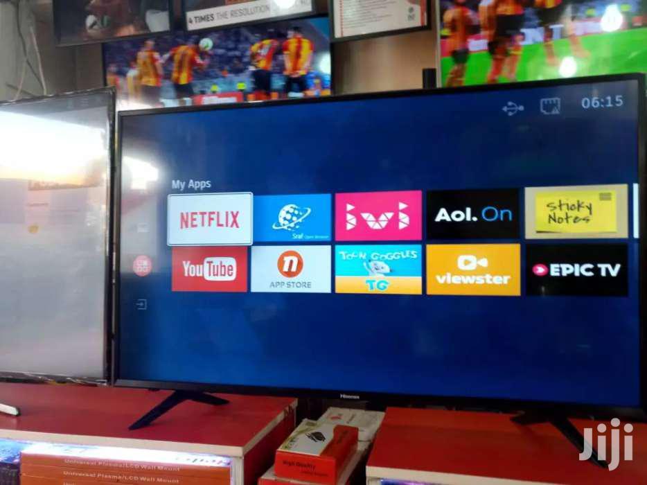 Hisense Smart TV 43 Inches   TV & DVD Equipment for sale in Kampala, Central Region, Uganda