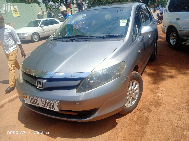 Honda CR 2006 Silver