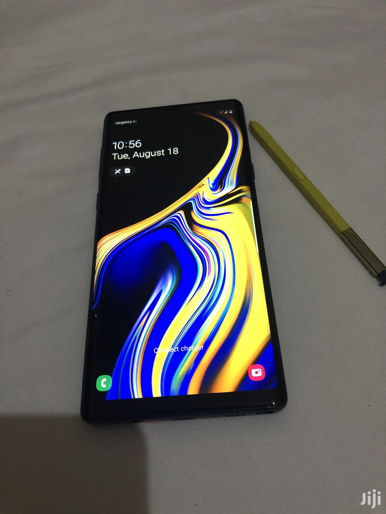 Samsung Galaxy Note 9 128 GB   Mobile Phones for sale in Kampala, Central Region, Uganda