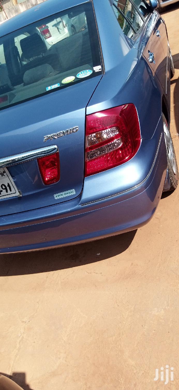 Toyota Premio 2007 Blue | Cars for sale in Kampala, Central Region, Uganda