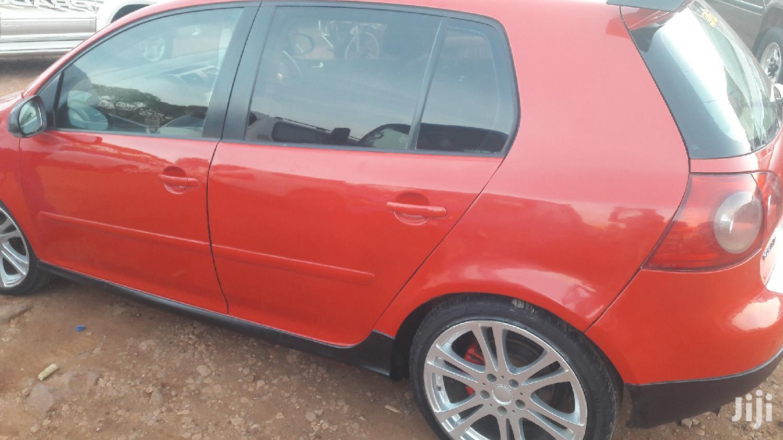 Volkswagen Golf 2005 Red | Cars for sale in Kampala, Central Region, Uganda