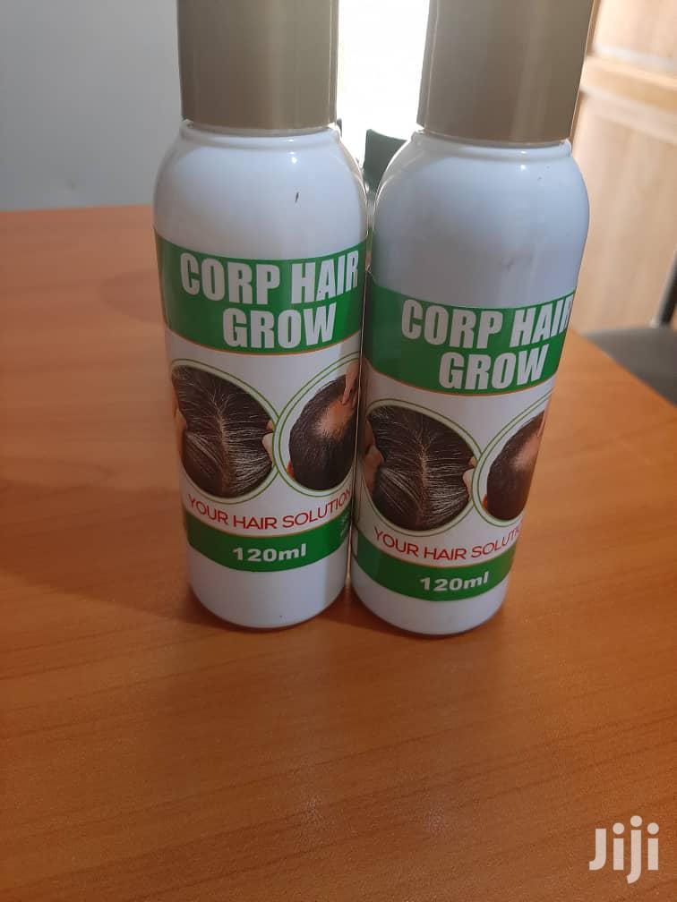 Archive: Corp Hair Grow