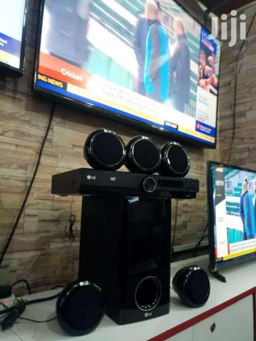 ORIGINAL LG HOME THEATRE SOUND SYSTEM | Audio & Music Equipment for sale in Kampala, Central Region, Uganda