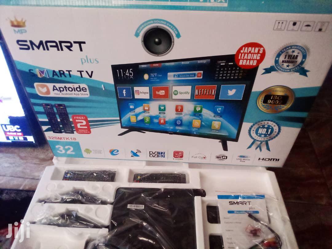 Smart Plus Led Digital Satelite Smart Android TV