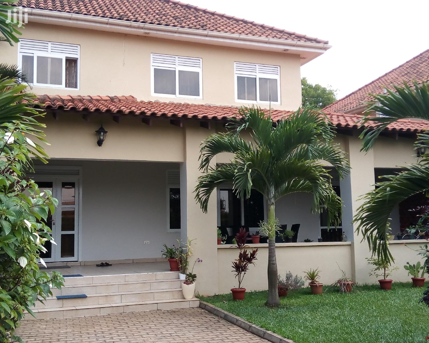 House Is For Rent In Kyambogo