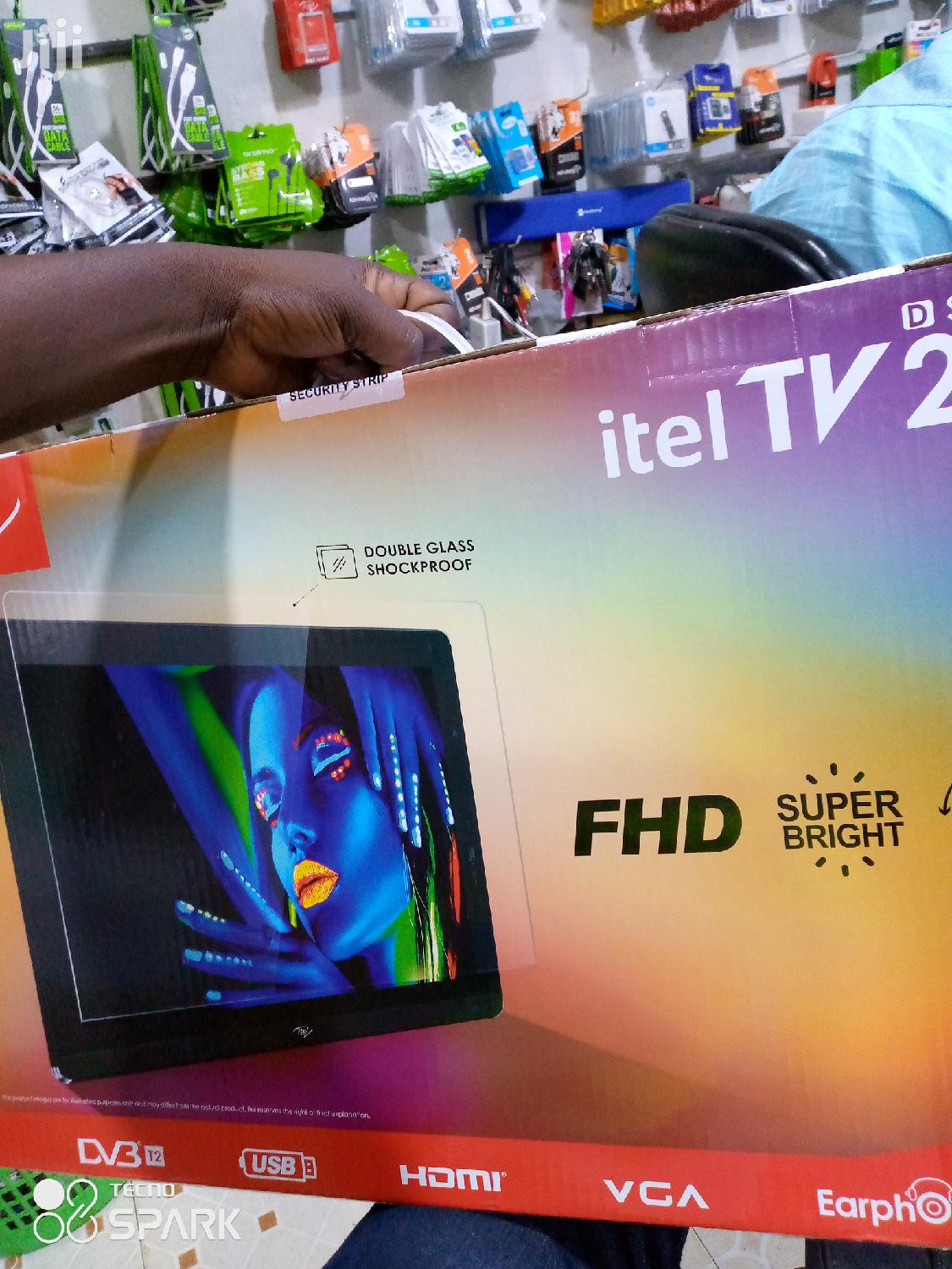 Archive: Itel Tv 24 Inches