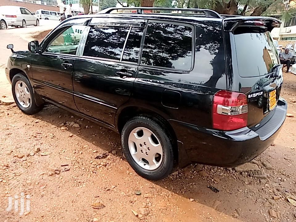 Toyota Kluger 2004 Black   Cars for sale in Kampala, Central Region, Uganda