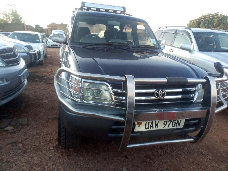 Toyota Land Cruiser Prado 1998 | Cars for sale in Kampala, Central Region, Uganda