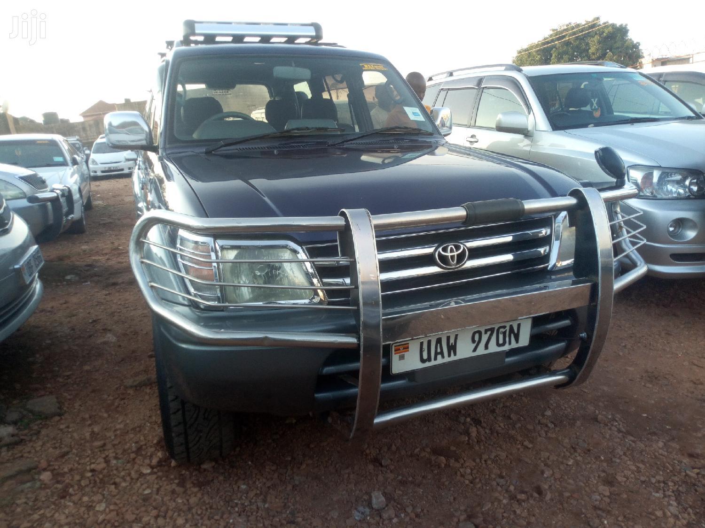 Toyota Land Cruiser Prado 1998