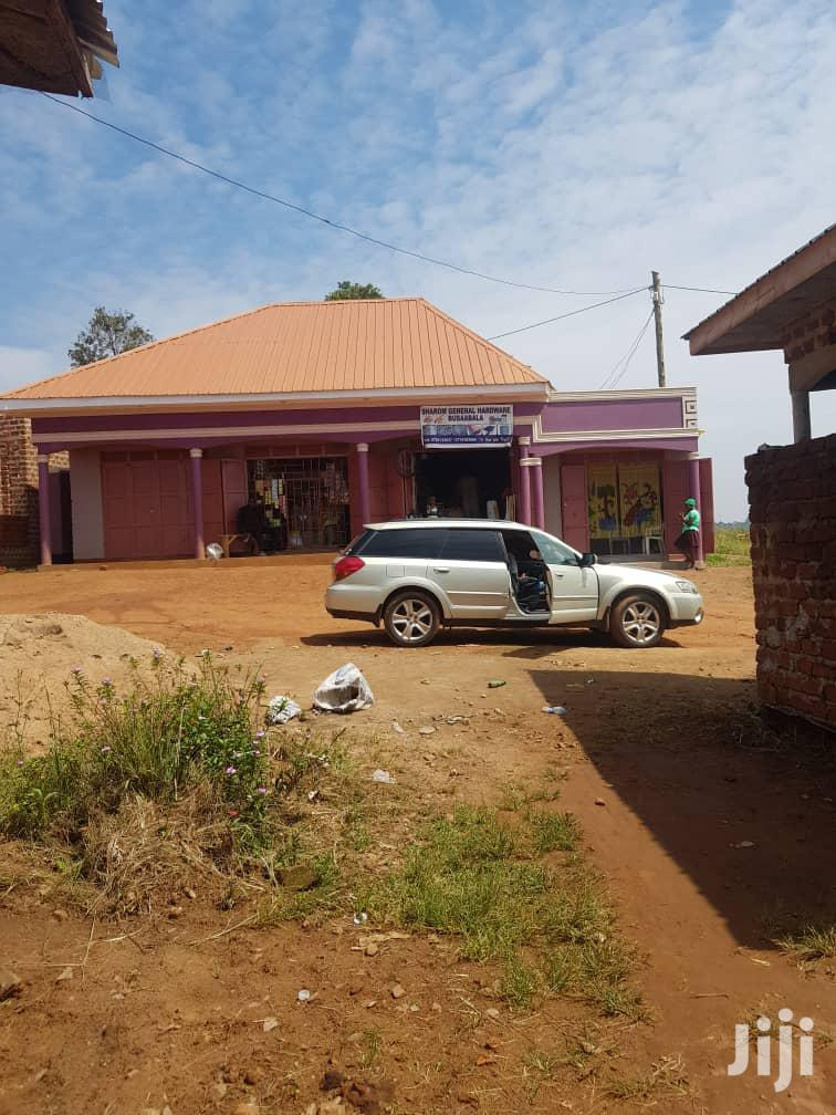 Four Commercial Shops On Main Of Busabaala Road For Sale