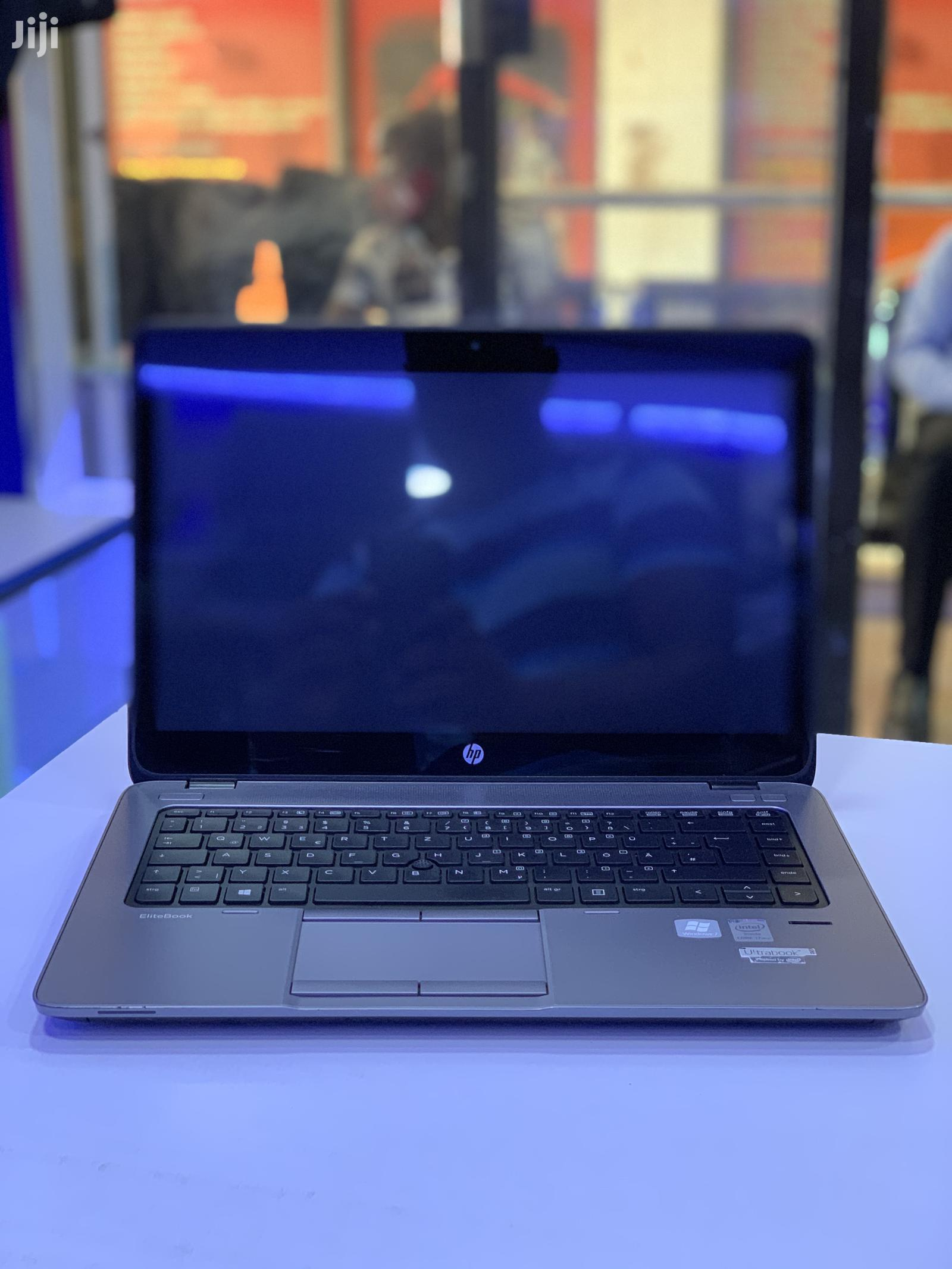 Archive: Laptop HP EliteBook 840 G1 8GB Intel Core I7 HDD 500GB