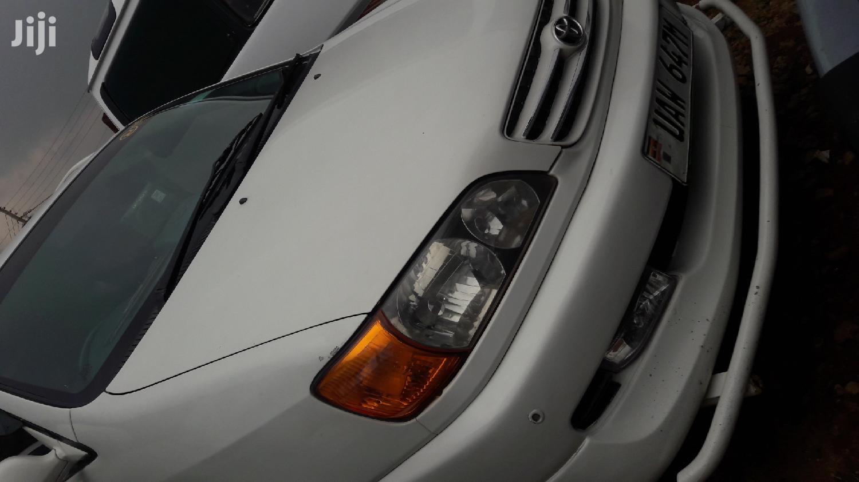 Archive: Toyota Ipsum 2019 White