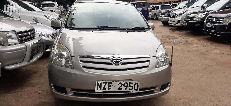 Toyota Spacio 2006 Silver