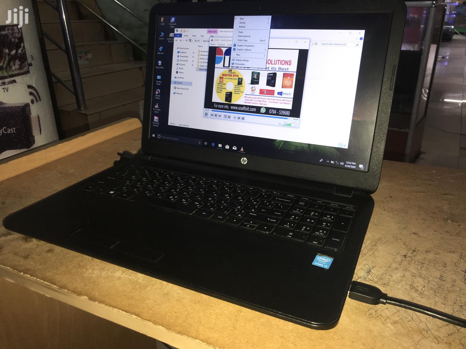 Archive: Laptop HP 250 G3 4GB Intel Core I3 HDD 500GB