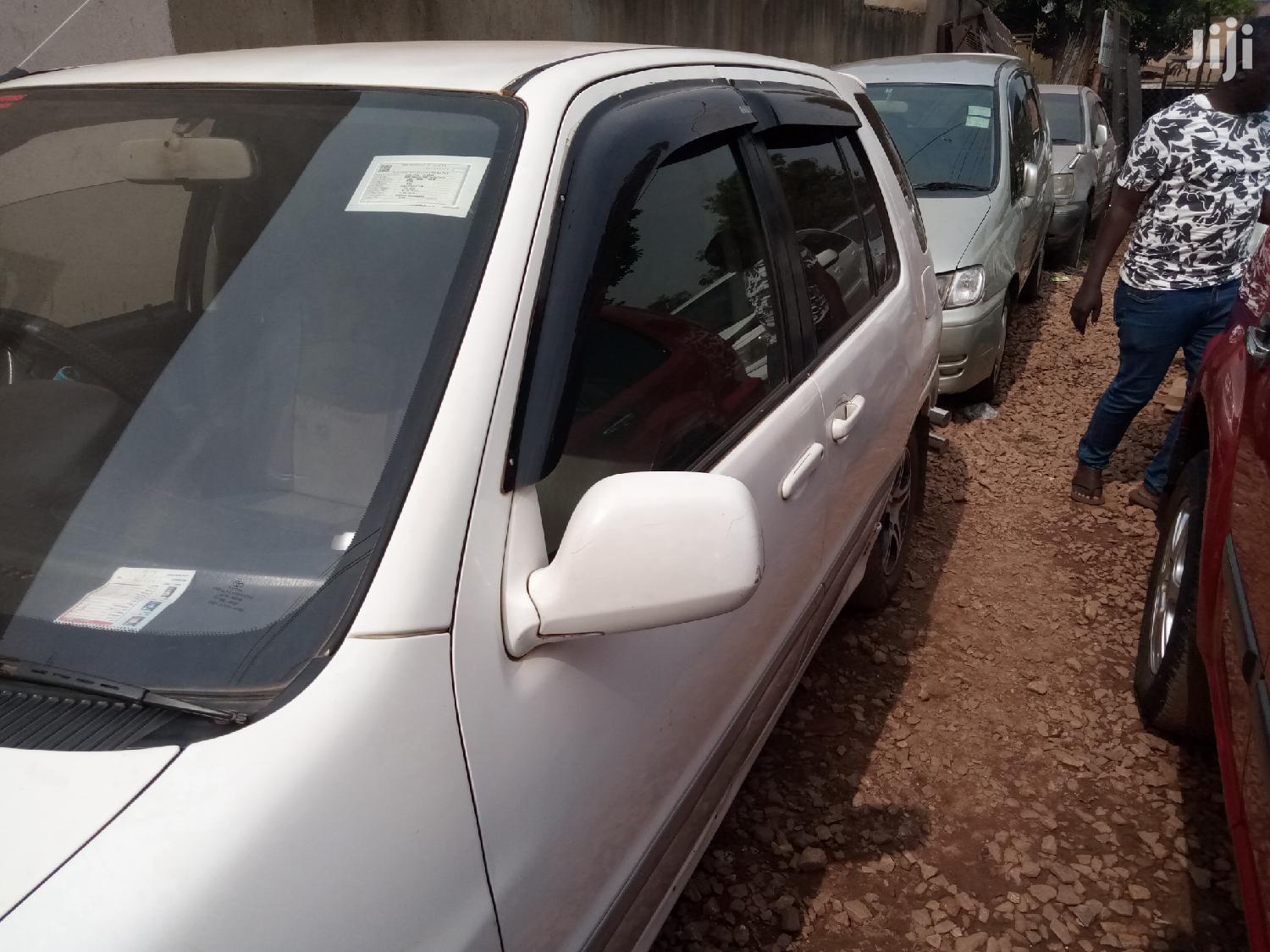 Toyota Raum 1998 White | Cars for sale in Kampala, Central Region, Uganda